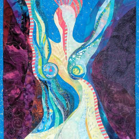 A Blue-Green Wave of Healing