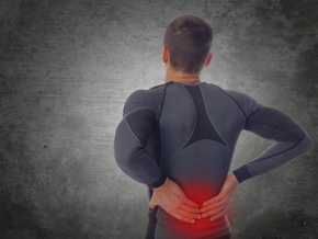 Tight hip flexors equal poor posture and low back pain