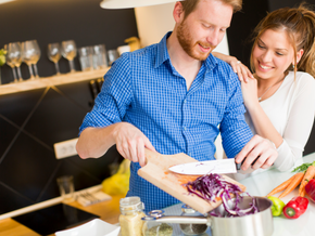 Keep your spine healthy in the kitchen