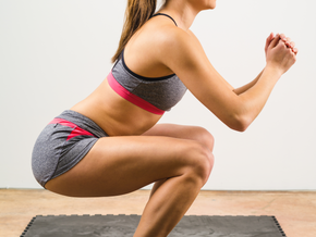 A tight soleus leads to a poor squatting posture.