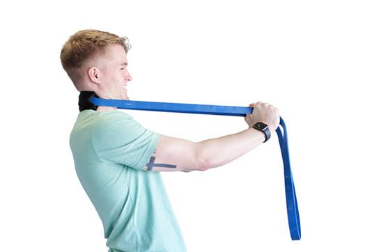 Head retractions position