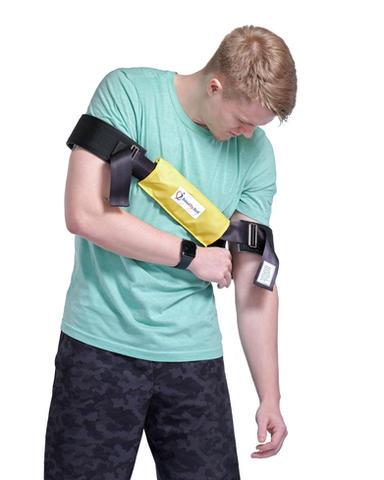 Hands-Free Middle Back Strengthener