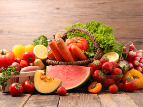 What foods contain the highest water content