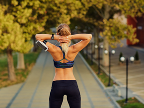Jog to good health without hurting your spine