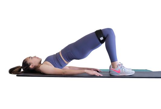Bridge exercise position