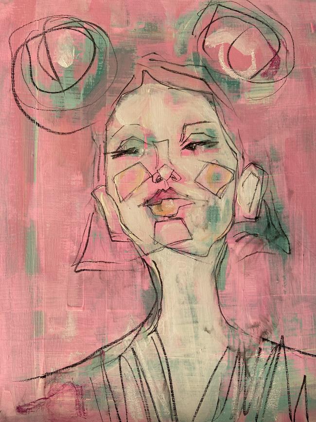 SOLD: my pink babylon