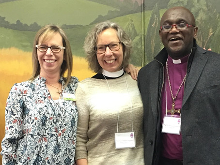 WwR visits the Anglican Diocese of the Rocky Mountains