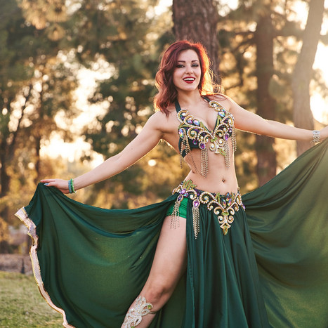 Bellydance and me