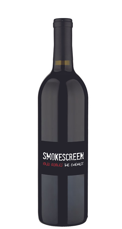 """2019 Smokescreen """"The Chemist"""" Paso Robles Red Blend"""