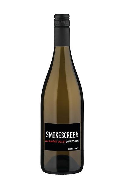 2018 Smokescreen Alexander Valley Chardonnay