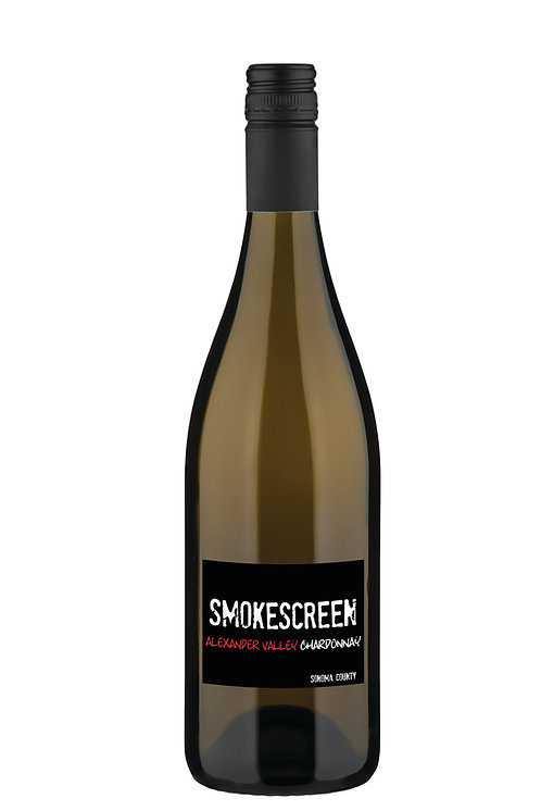 2018 Smokescreen Alexander Valley Chardonnay