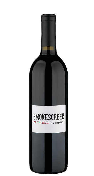 """2017 Smokescreen """"The Chemist"""" Paso Robles Red Blend"""