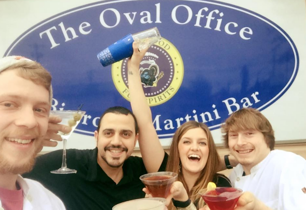 The Oval Office Bistro & Martini Bar