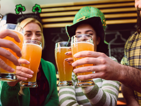 March 17th marks St. Patrick's Day