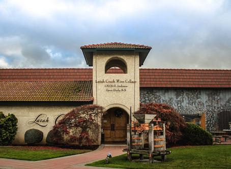 It's Crushing Season at Latah Creek Winery