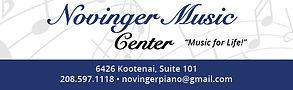 Novinger Music Center