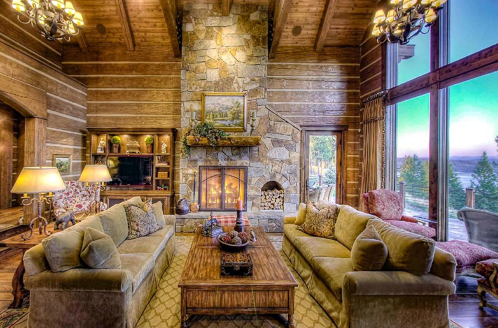 Log Homes that Last a Lifetime