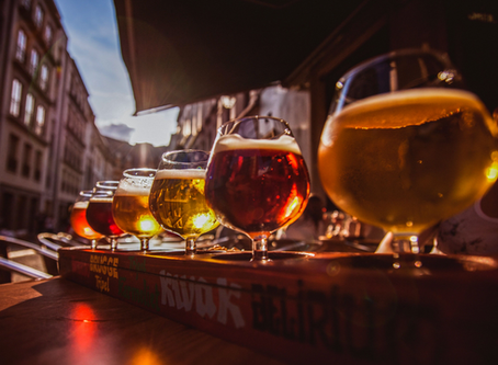 Innovation Comes to a Head at Craft Beer Breweries