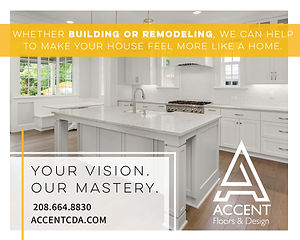 Accent Floors and Design