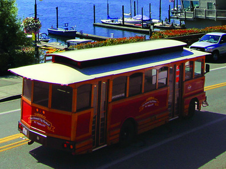 Pierce County Transit Trolley