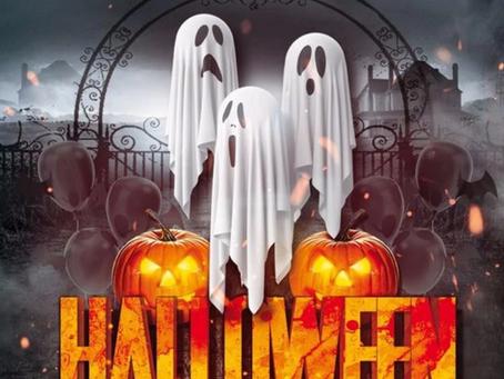 October 16 - It's Spooky Season