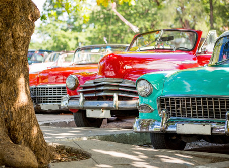 September Event: Coaster Classic Car Show