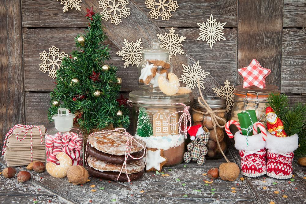 Massive Holiday Market Festivities