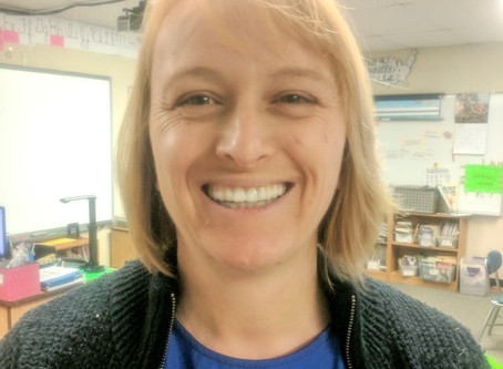 Teacher of the Month: Heather Jones
