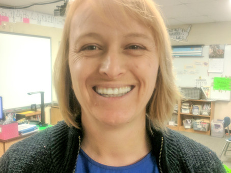 Teacher of the Month: Heather Jones