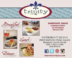 Sandpoint Business Trinity at City Beach