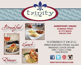 Sandpoint Business Trinity at City Beach