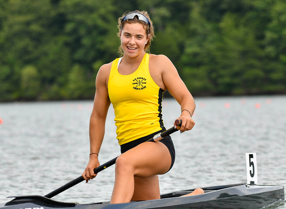 Gold Medal has Special Meaning for Canoeist