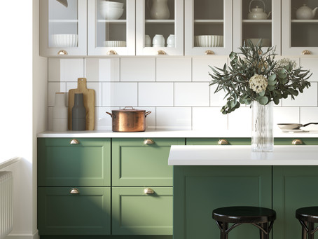 Create A New Look in Your Kitchen or Bath