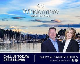 Windermere Sandy Jones