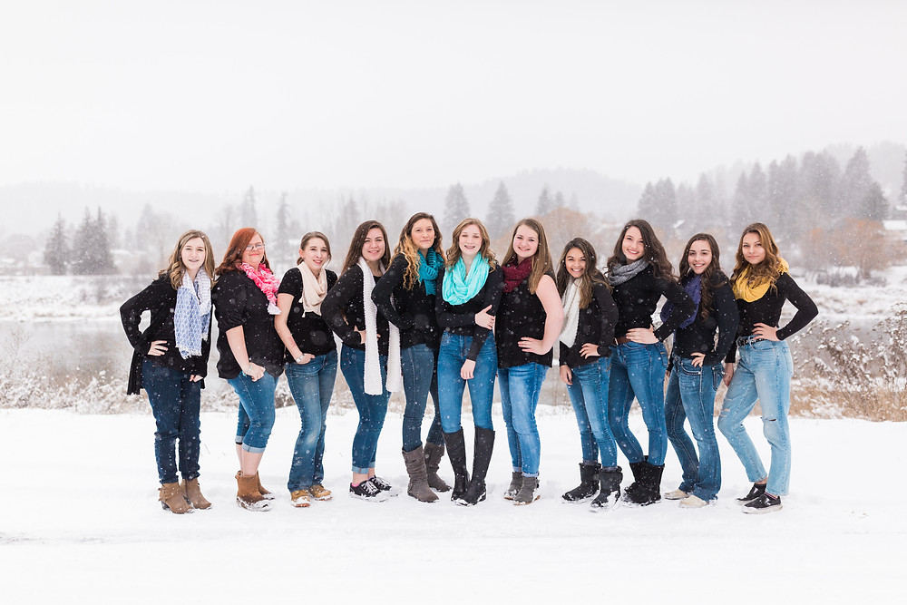 Distinguished Young Women set for April 27