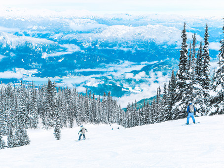 Step Up Your Winter Ski Vacation