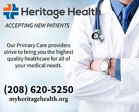 Coeur d'Alene Business Heritage Health