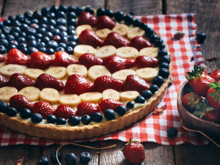 Fourth of July Tart
