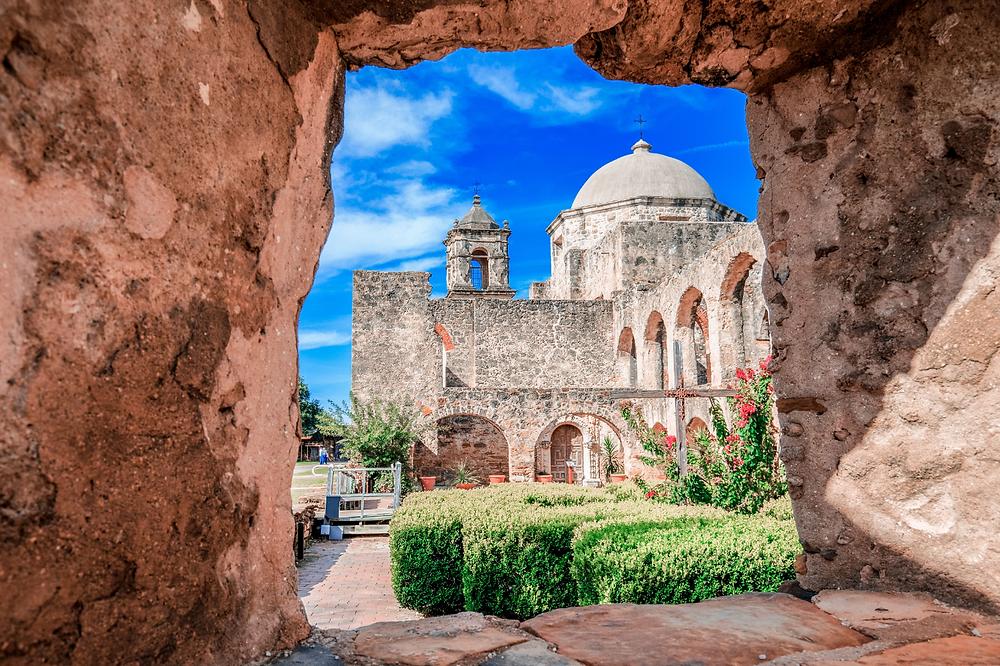 Destination: San Antonio