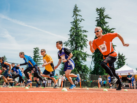Celebrating 50 Years of the Special Olympics