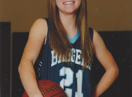 Athlete of the Month: Holly Ansley