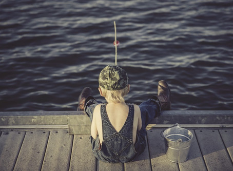 June 12, 2020 - FREE FISHING FUN