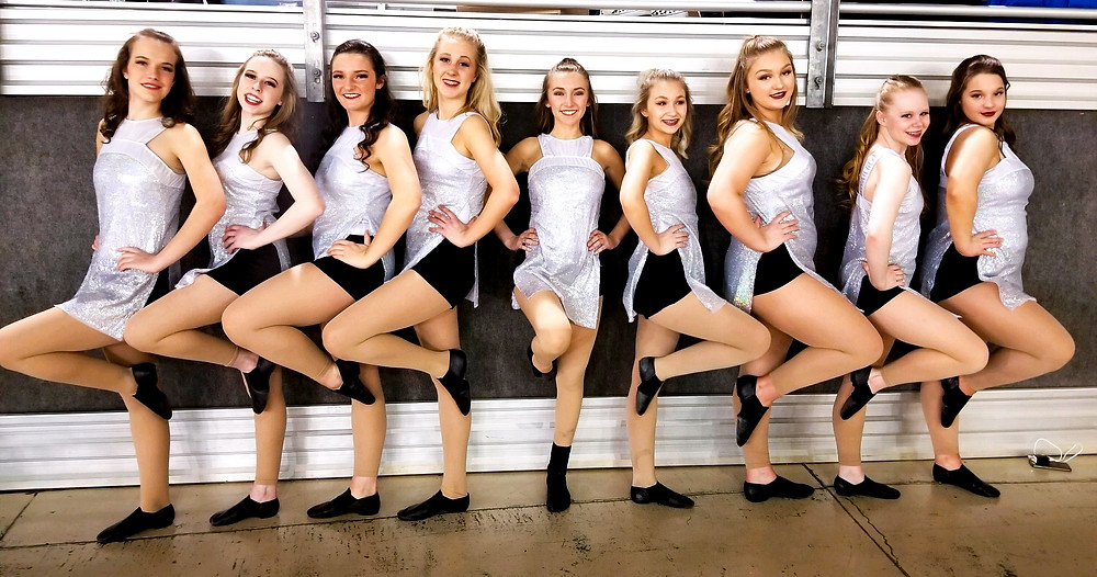 Dance Team Shines at State
