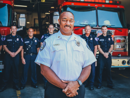 Q & A with Toryono Green, Fire Chief, Tacoma Fire Department