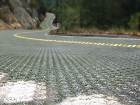 LIVING LOCAL: Roadway to Power