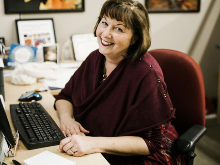Gig Harbor's Finest  Person of the Year: Pat Schmidt