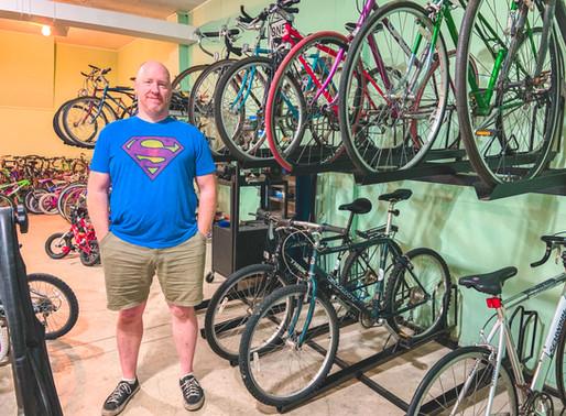 Bringing Bicycles to Coeur d'Alene