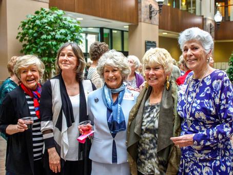 Celebrating 20 Years of Amazing Women