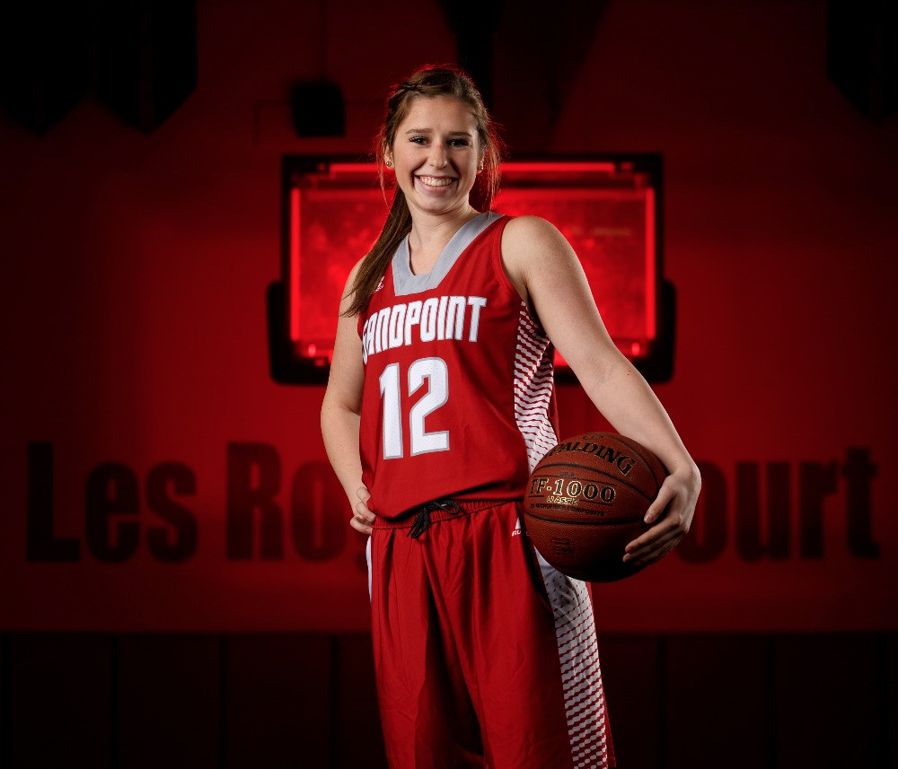 Athlete of the Month: Danika Tomazich