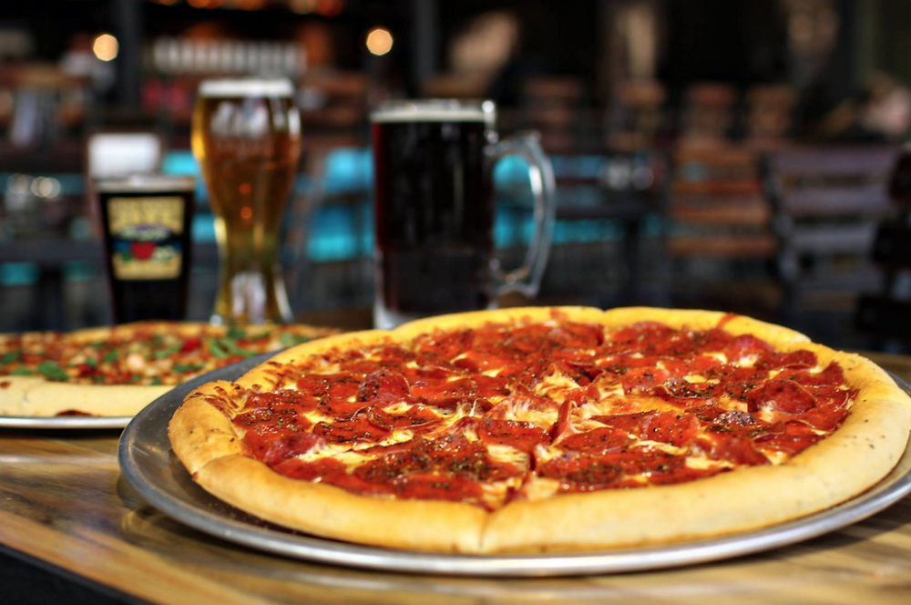 MacKenzie River Pizza Coeur d'Alene